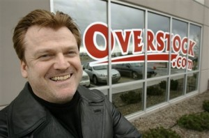 OVERSTOCK SHORT SELLING