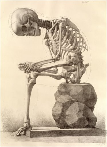 skeleton-pondering-foot