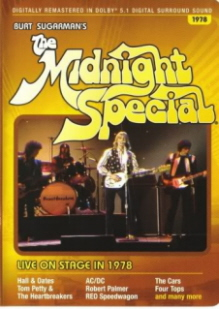 Various - Burt Sugarman's The Midnight Special: Flashback To 1974
